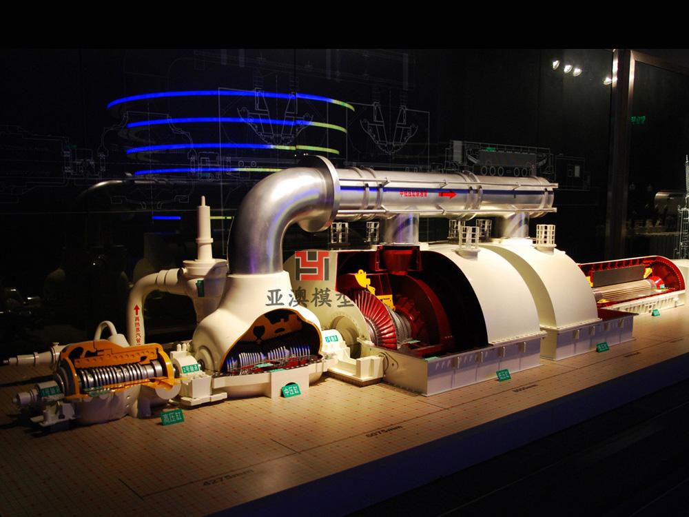 银川电力展览馆