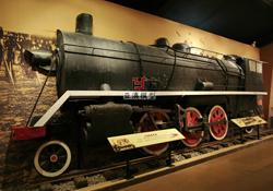 老式火车互动体验万博彩票官网登录