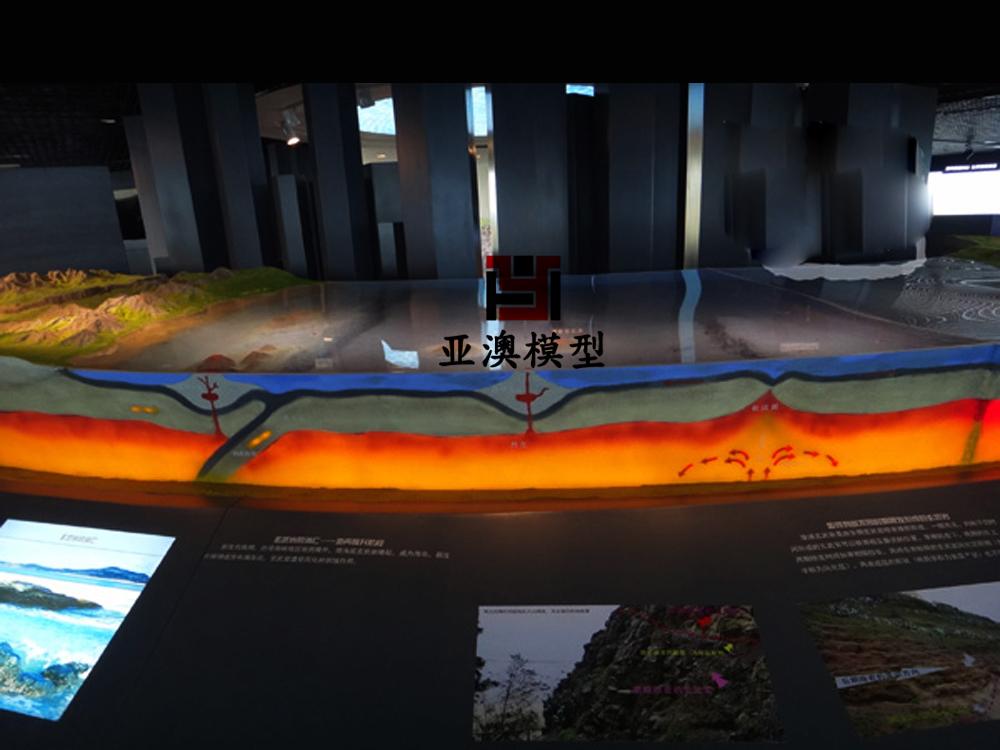 漳州火山地质博物馆二